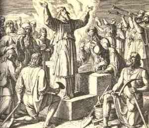 Ezra 3:10-11 - Worship Leader - rollin' OT Style!