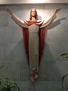 Jesus-Wall