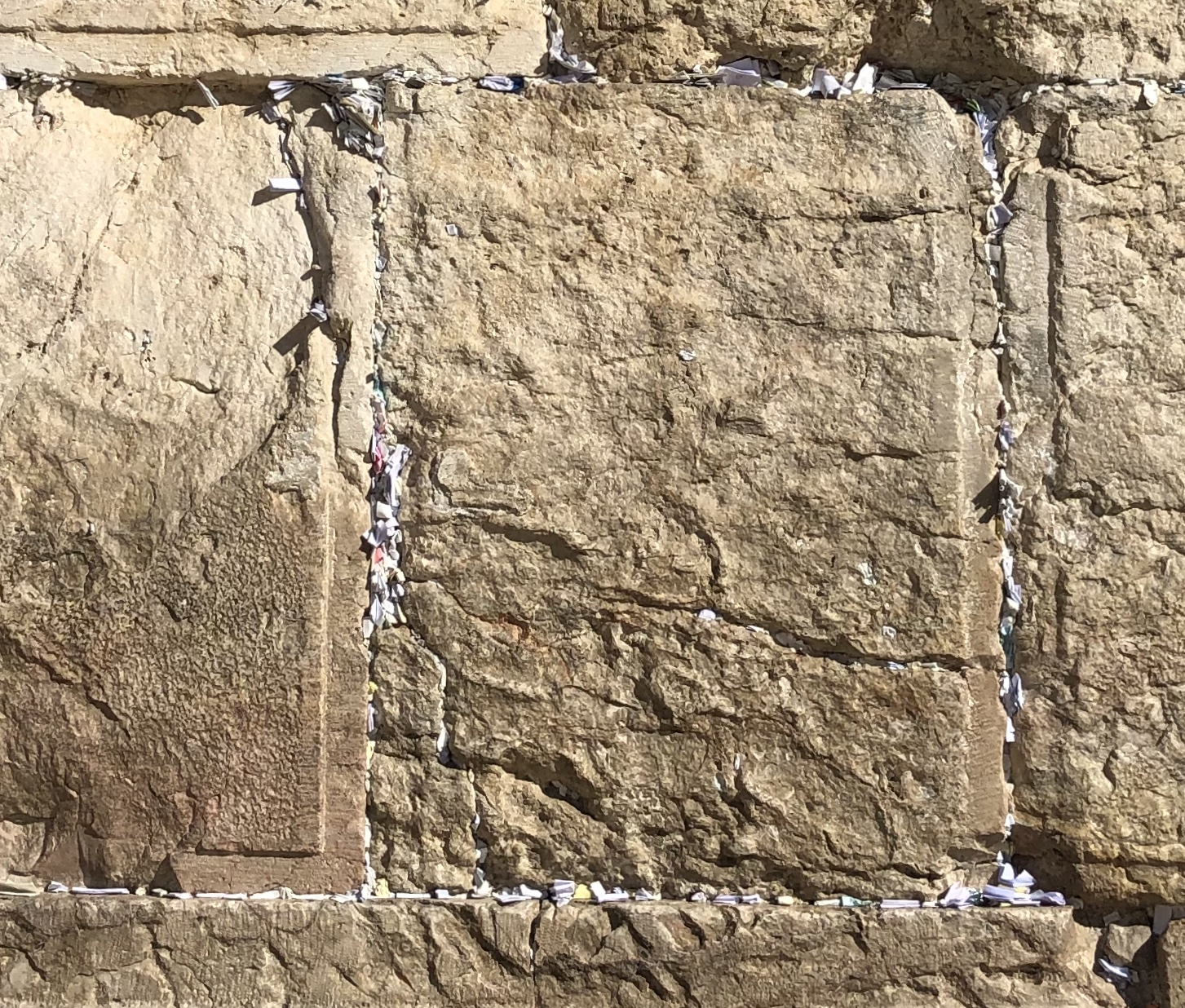 Western wall - paper prayers close up.jpg